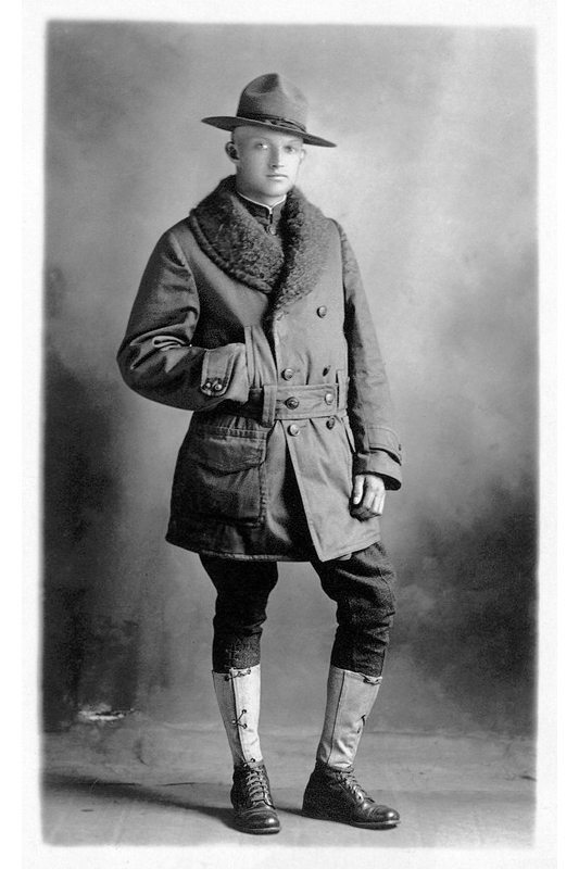 WWI-Soldier-with-Trench-Boots-Resized