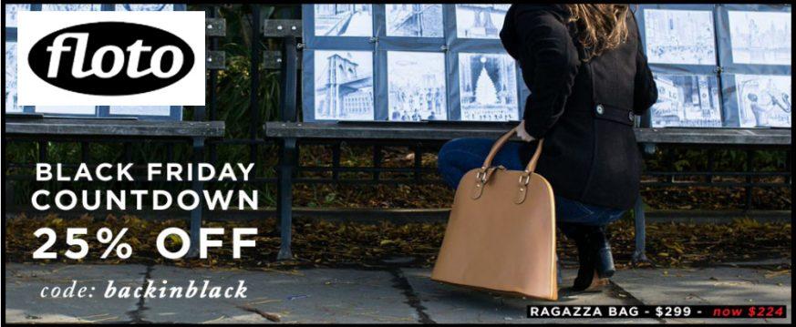 Floto Black Friday Ad