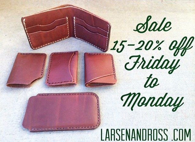 Larsen and Ross Holiday Sale