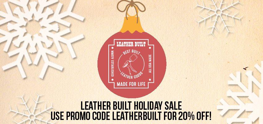 Leather Built Christmas
