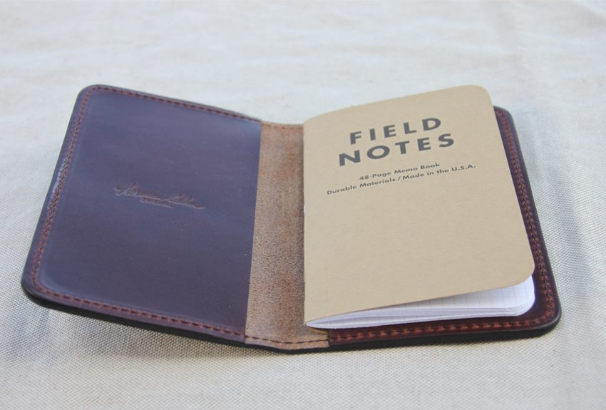 Norman-Cahn-Leatherworks-Field-Notes-Cover-3