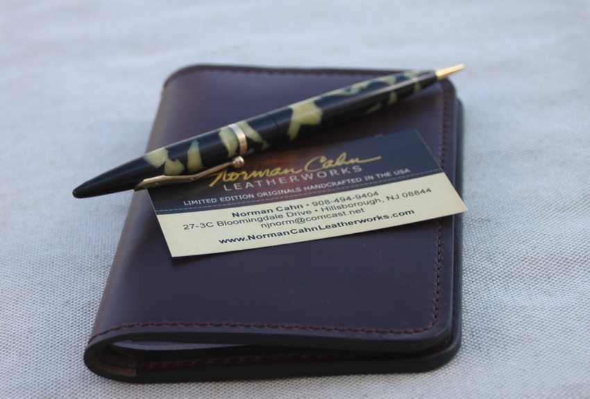 Norman-Cahn-Leatherworks-Field-Notes-Cover-5