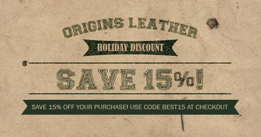 Origins Discount for BL