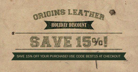 Origins Discount for BL