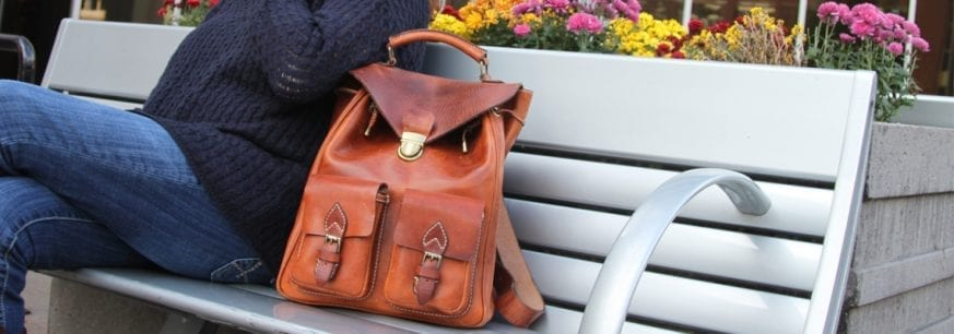 Leather Backpacks Archives Bestleather Org
