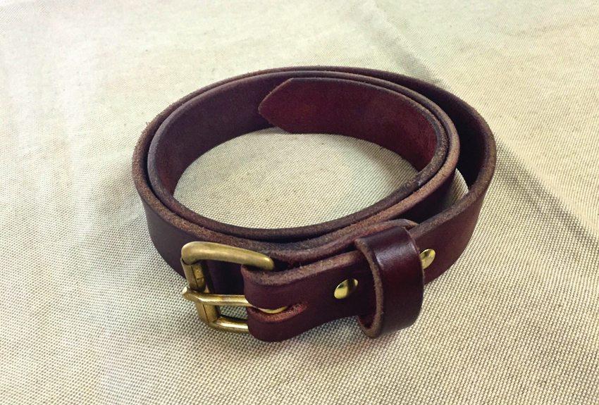 Uhl-House-Leather-Latigo-Standard-Belt-1