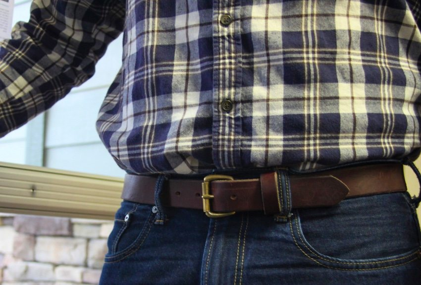 Uhl-House-Leather-Latigo-Standard-Belt-4