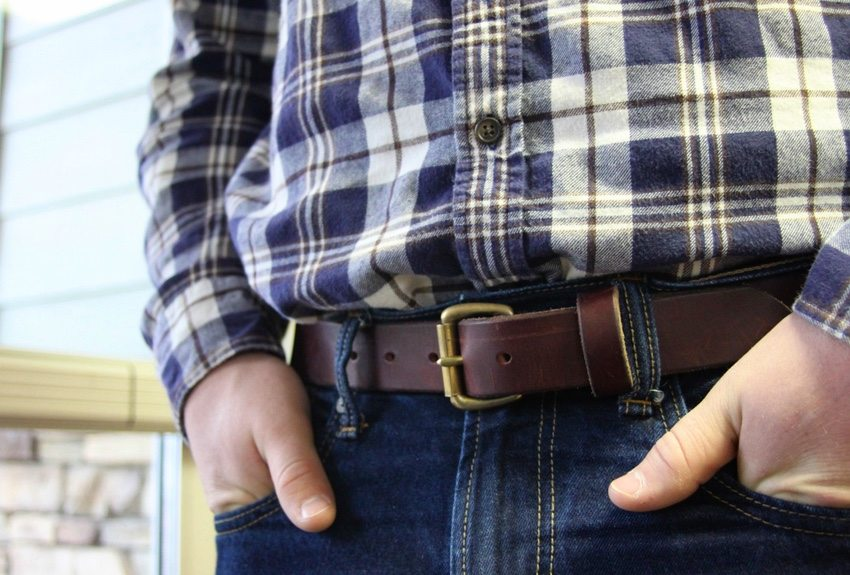 Uhl-House-Leather-Latigo-Standard-Belt-5