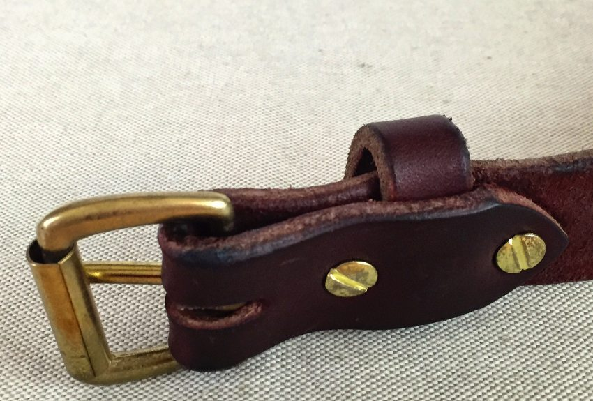 Uhl-House-Leather-Latigo-Standard-Belt-8