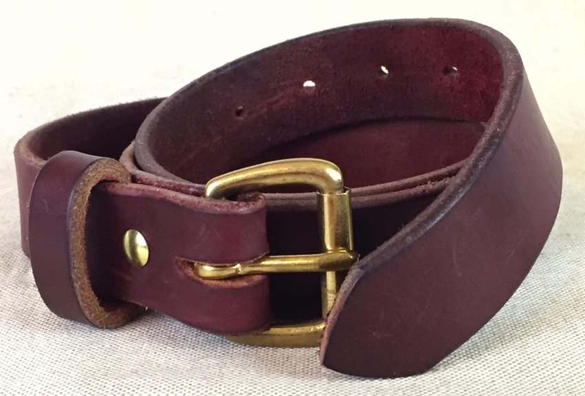 Uhl-House-Leather-Latigo-Standard-Belt-9