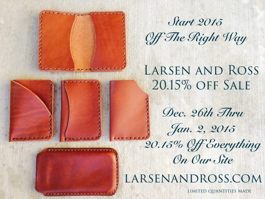 LarseandRoss Sale