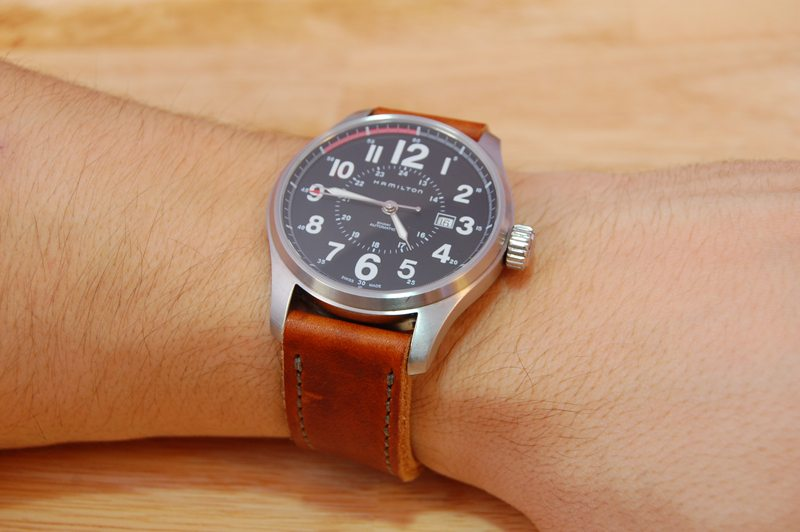 SNPR-Leather-Works-Chestnut-Dublin-Watch-Strap-11