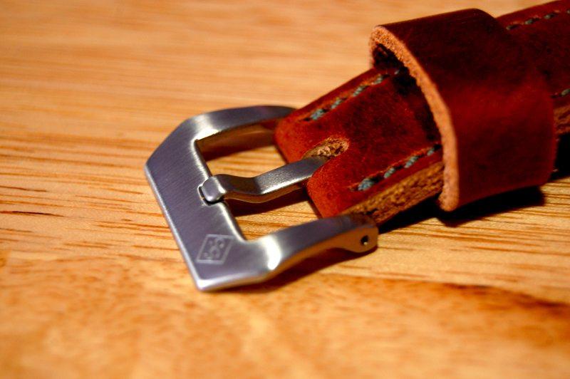 SNPR-Leather-Works-Chestnut-Dublin-Watch-Strap-4