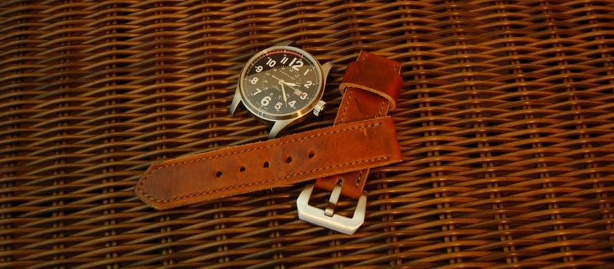 SNPR-Leather-Works-Chestnut-Dublin-Watch-Strap-9