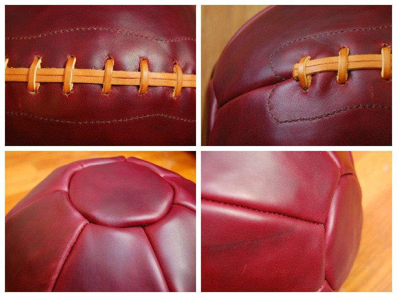 Leather Head Sports 12lb Medicine Ball (14)