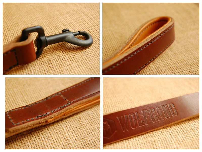 Wolfgang Horween Leash Collar (1)