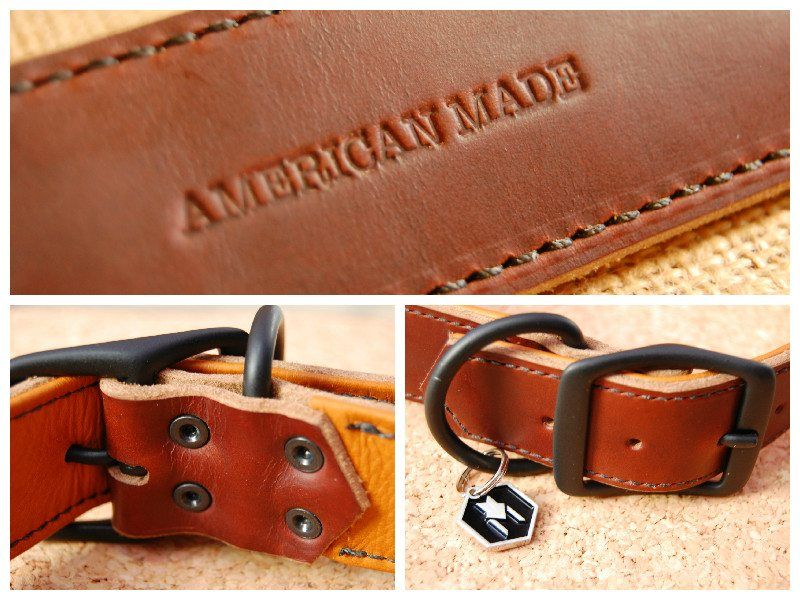Wolfgang Horween Leash Collar (11)