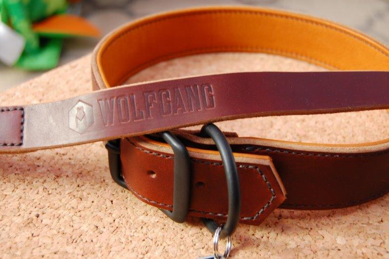 Wolfgang Horween Leash Collar (2)
