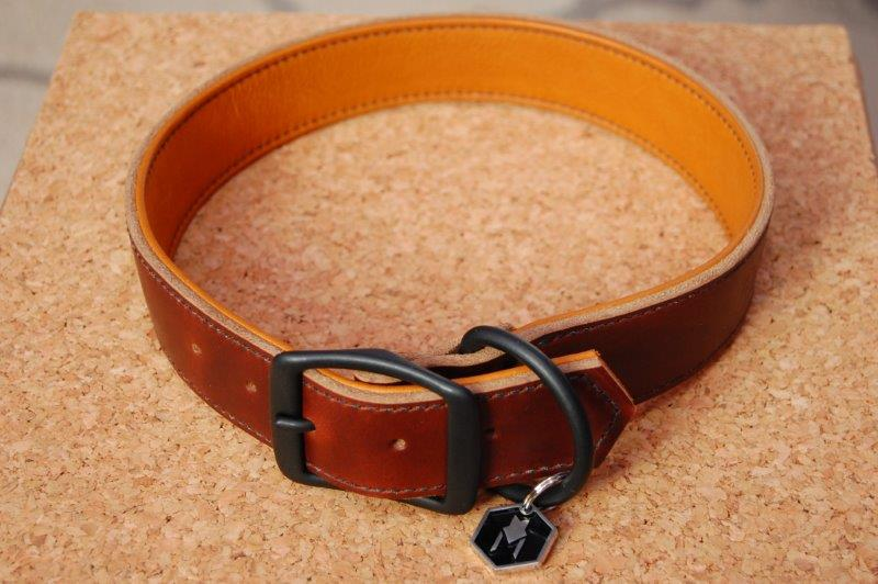 Wolfgang Horween Leash Collar (3)
