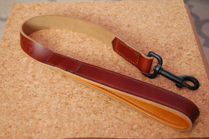 Wolfgang Horween Leash Collar (4)