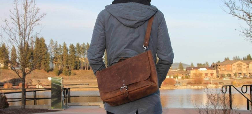 Copper River Bag Co 14 Courier Mail Review 138
