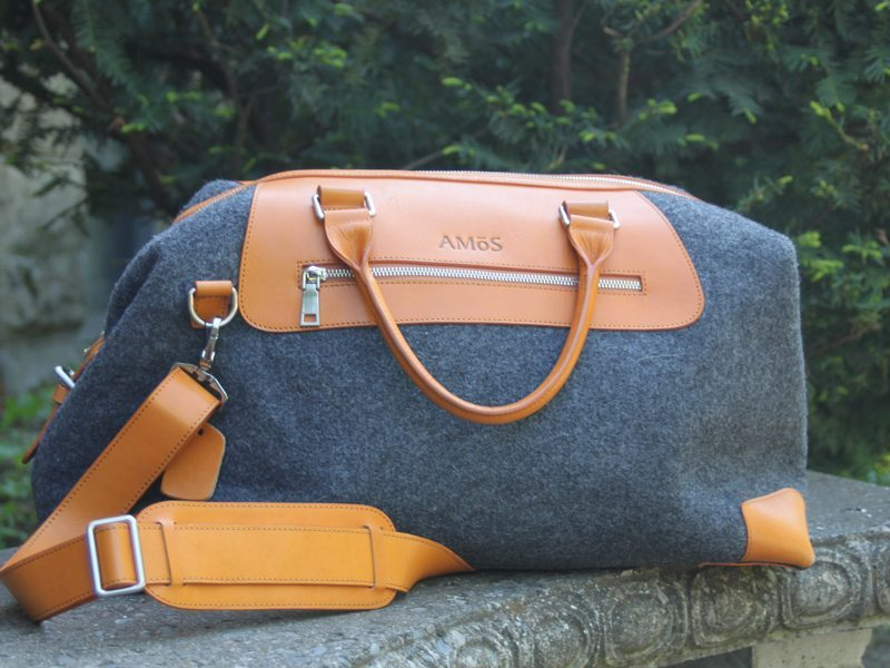 Amos Oscar Travel Bag 1