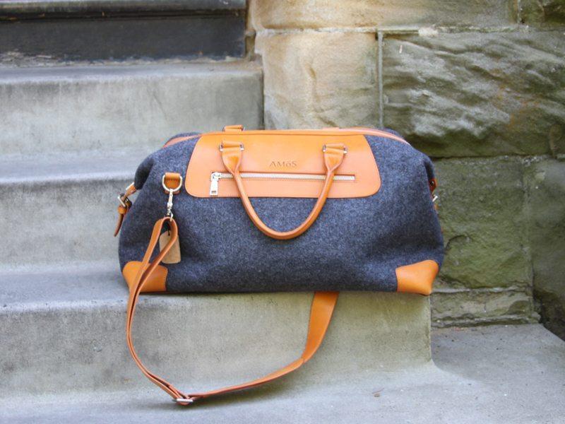 Amos Oscar Travel Bag 3