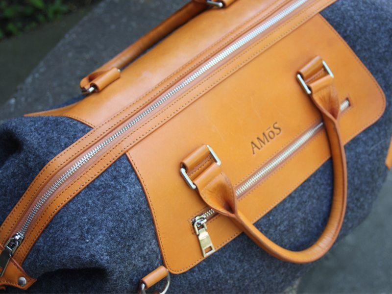 Amos Oscar Travel Bag 4