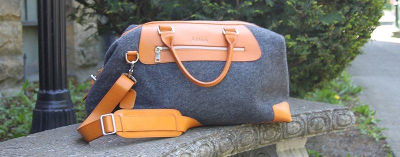 Amos Oscar Travel Bag Cover