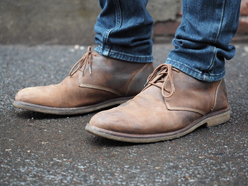 7966438bf31 Johnston & Murphy Copeland Chukka Review - $145 - BestLeather.org