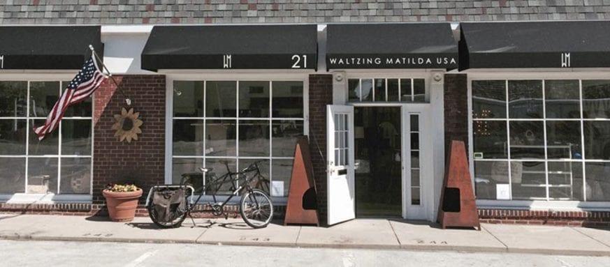 Waltxing Matilda Store Opening