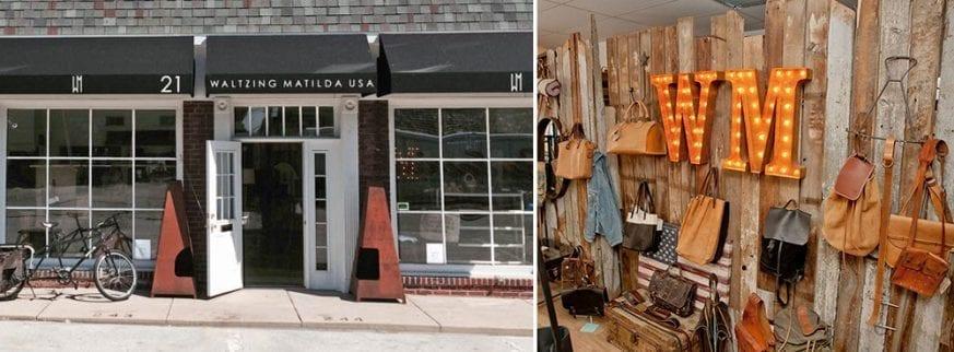 Waltzing Matilda Store Opening