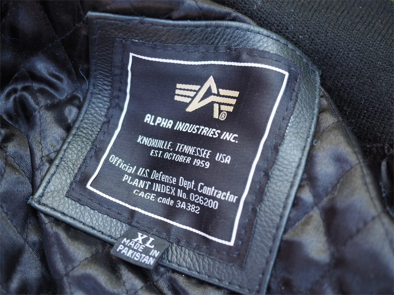 Alpha Industries MA1 Flight Jacket 9