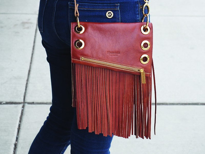 Hammit Roxbury Fringe Crossbody 7