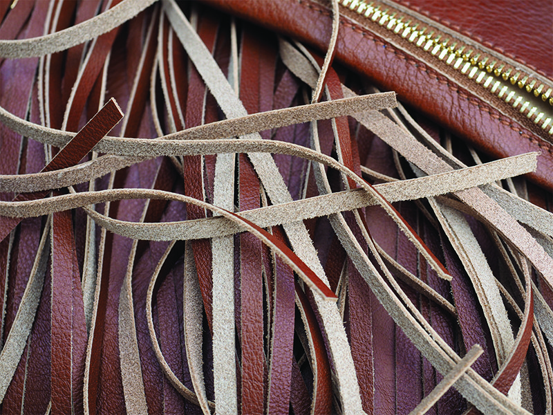 Hammit Roxbury Fringe Crossbody 8