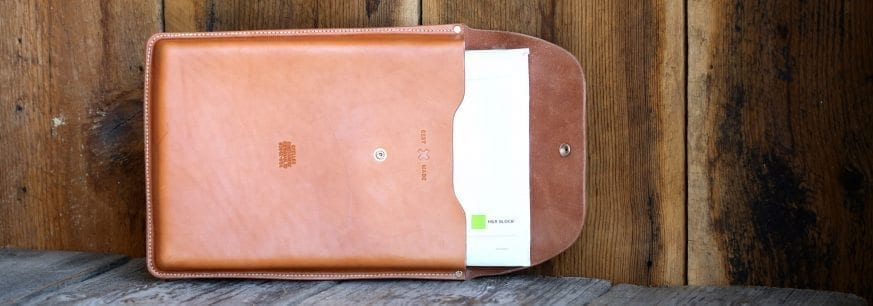 The Best Made Gfeller Document Case3