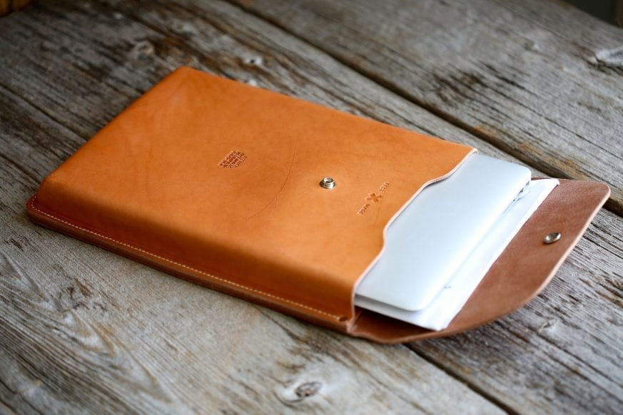 Relatively The Best Made Gfeller Document Case Review - $325 - BestLeather.org SP11