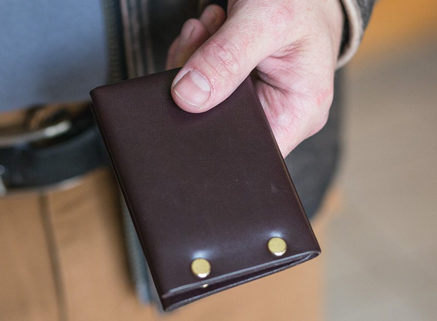 American-Benchcraft-Riveted-One-Piece-Brown-Leather-Wallet-010