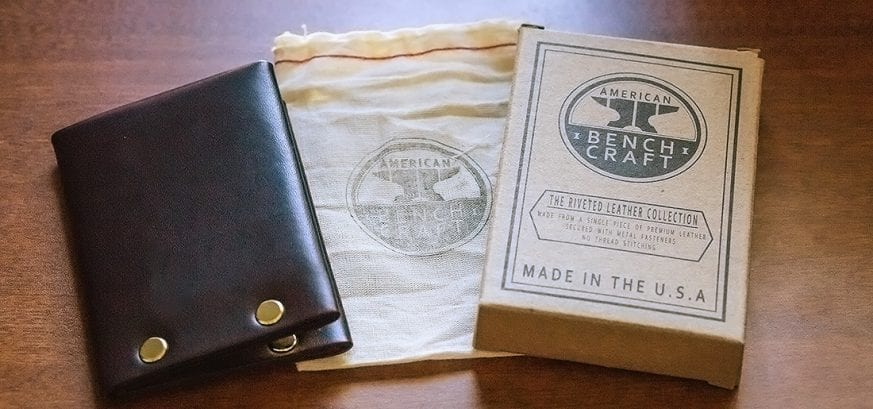 American-Benchcraft-Riveted-One-Piece-Brown-Leather-Wallet-011