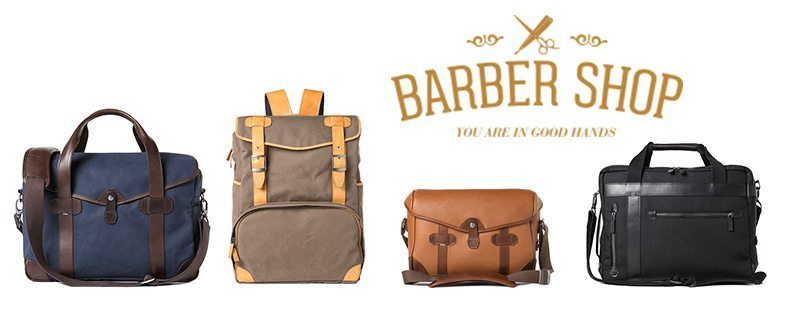 Barber Introduces New Line Of Bags Accessories