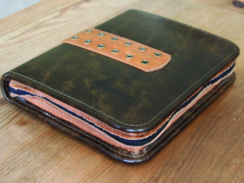 Conestoga Leather Professional Folio 2