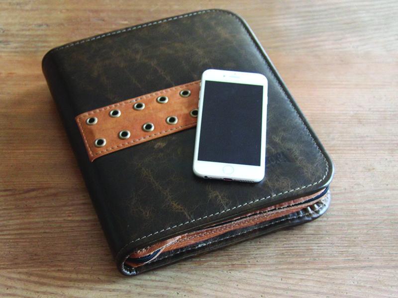Conestoga Leather Professional Folio 3