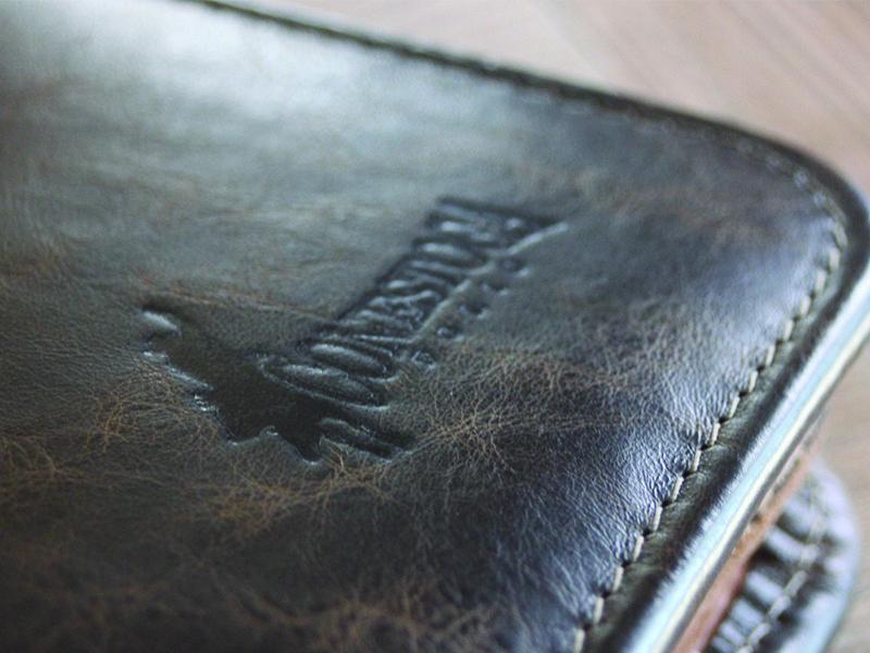 Conestoga Leather Professional Folio 4