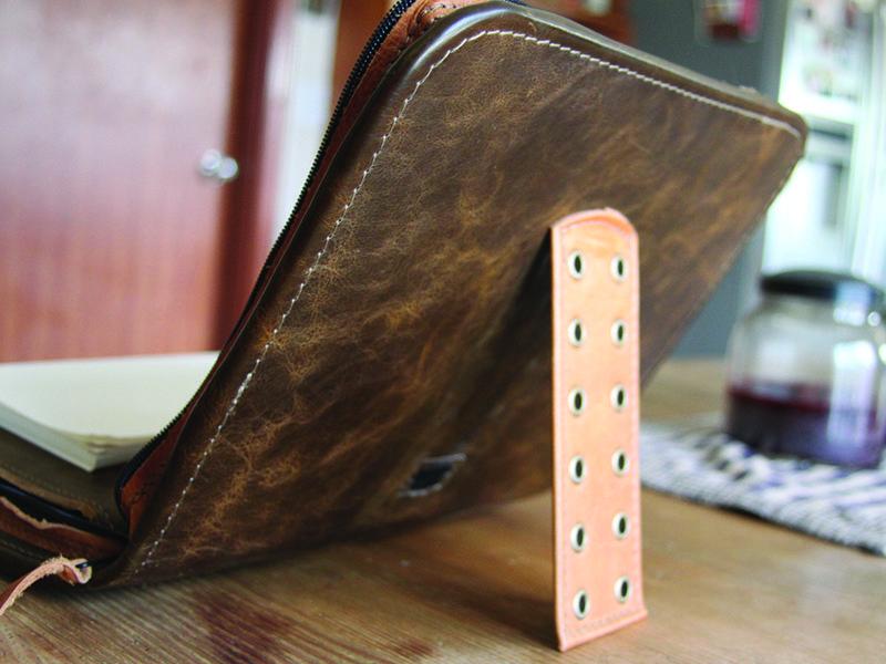 Conestoga Leather Professional Folio 6