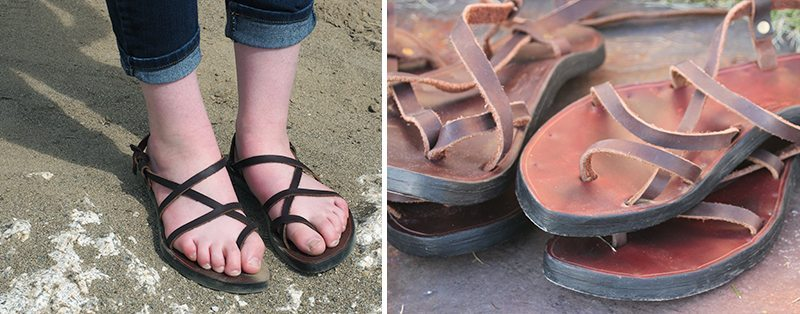 Cordoba Leather Sandals Cover copy