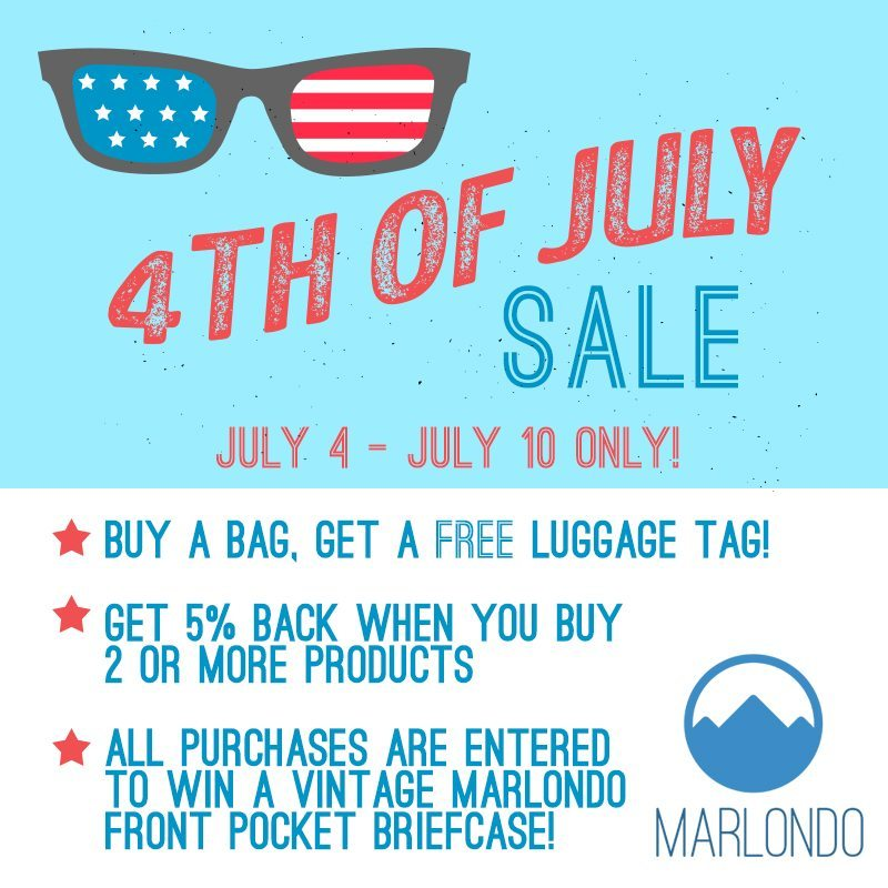 Marlondo 4th of July Sale