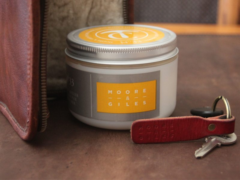 Moore and Giles No 33 Leather Conditioner 2