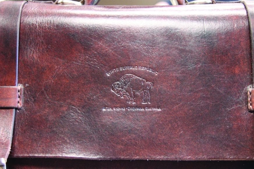 White Buffalo Republic Fairview Messenger Bag 6