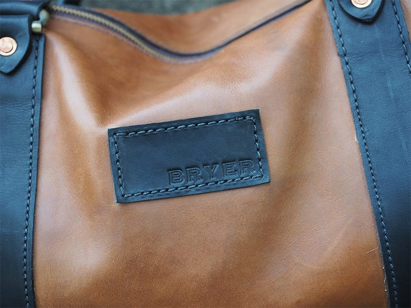 Bryer Leather The Barrel 2