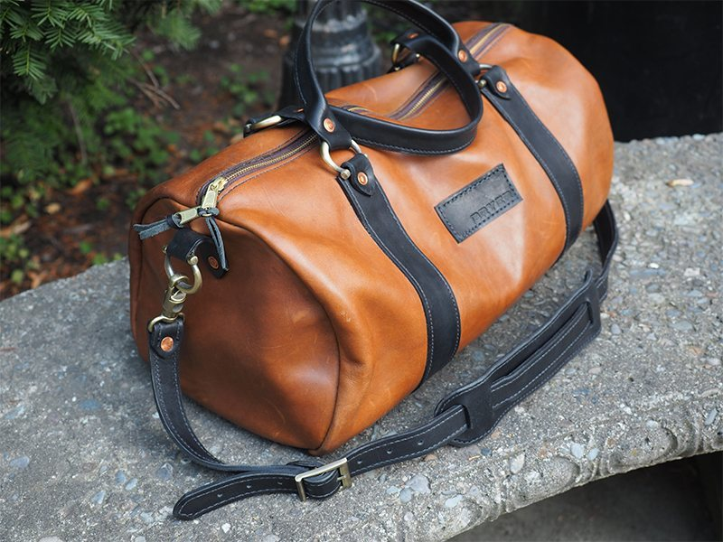 Bryer Leather The Barrel 8